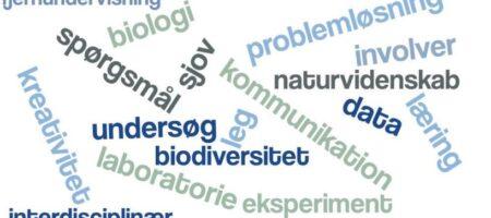 Citizen science wordcloud