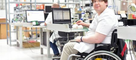wheelchair users proofread web accessibility